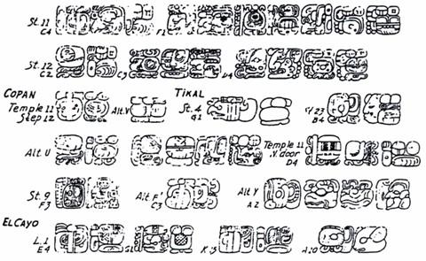 MayanHieroglyphs