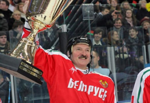 Lukashenko Hockey