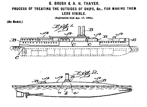 Camouflage Patent