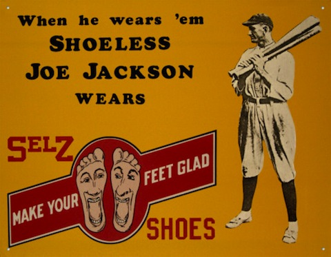 Shoeless Joe Jackson Grudge