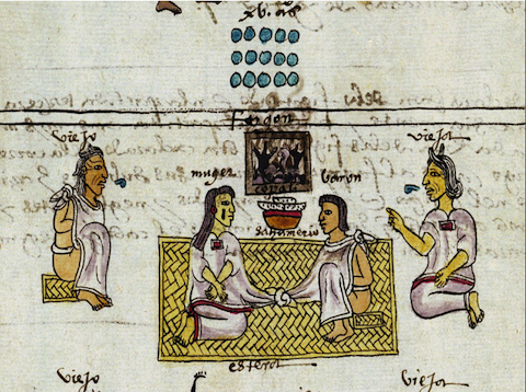 Aztec Marriage