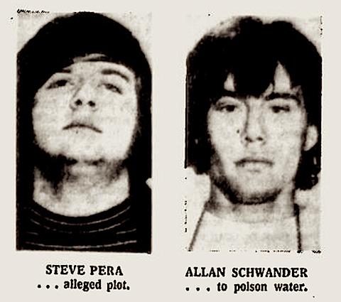 Pera and Schwander Poison Plot