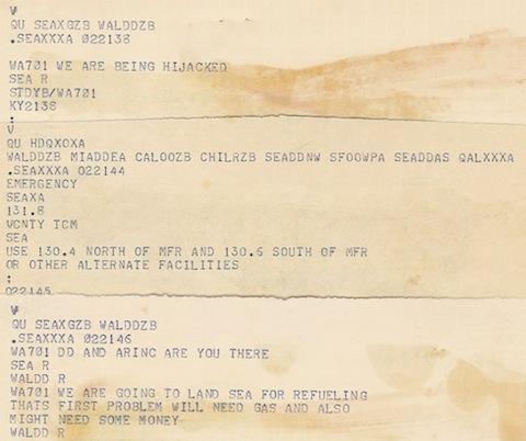 Skies Hijacking Transcript