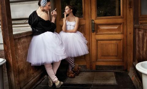 smokingballerinas
