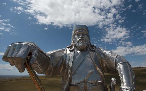 Genghis Khan Xmas