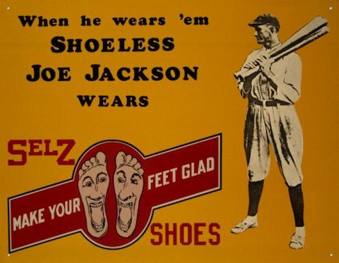 Shoeless Joe Jackson Grudge