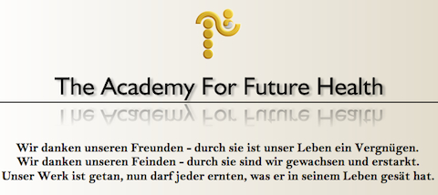 Academy for Future Health