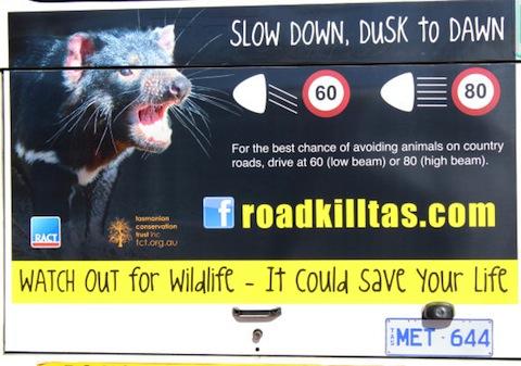 Tasmania Roadkill Composting